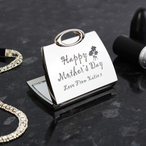 Personalised Mother's Day Compact Mirror