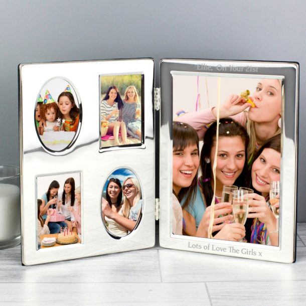 Personalised Multi Family Photo Frame