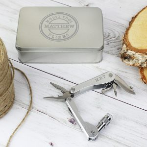 Personalised Stamp Motif Multifunctional Pliers