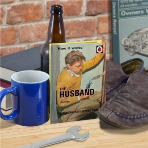 Personalised The Husband Book