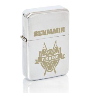 Personalised Fishing Lighter