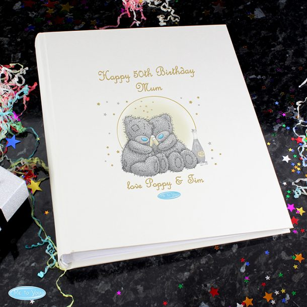 Personalised Me To You Stars Photo Album