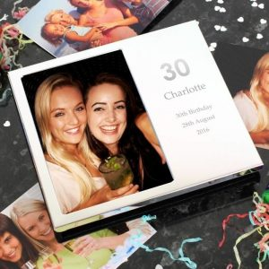 Personalised Age Photo Album