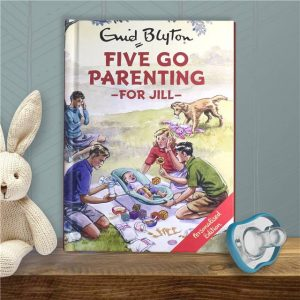 Personalised Five Go Parenting Book