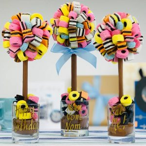 Personalised Allsorts Sweet Trees