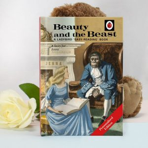 Personalised Ladybird Beauty and the Beast Book