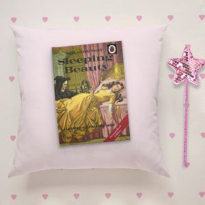 Personalised Sleeping Beauty Ladybird Book