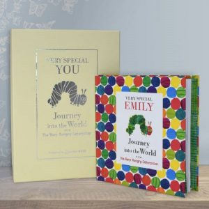 Personalised Very Hungry Caterpillar Book