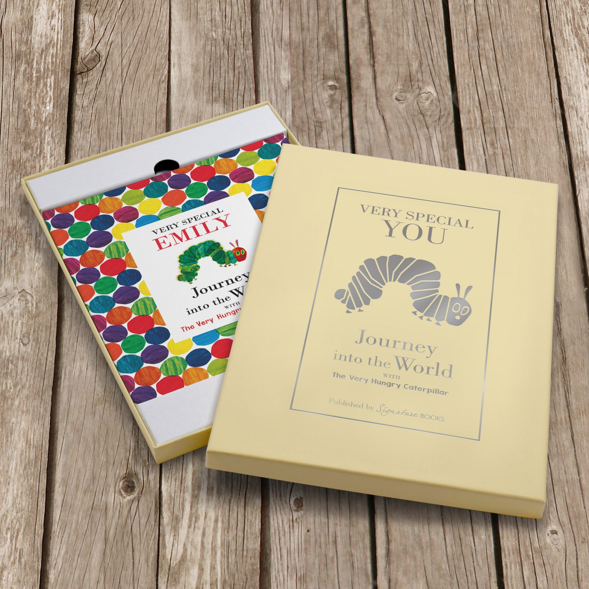 Personalised Very Hungry Caterpillar Book | Love My Gifts