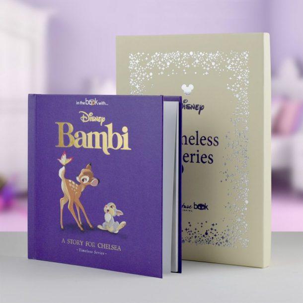 Personalised Disney Bambi Book