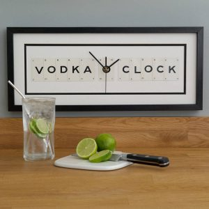 Vodka O Clock Frame Clock