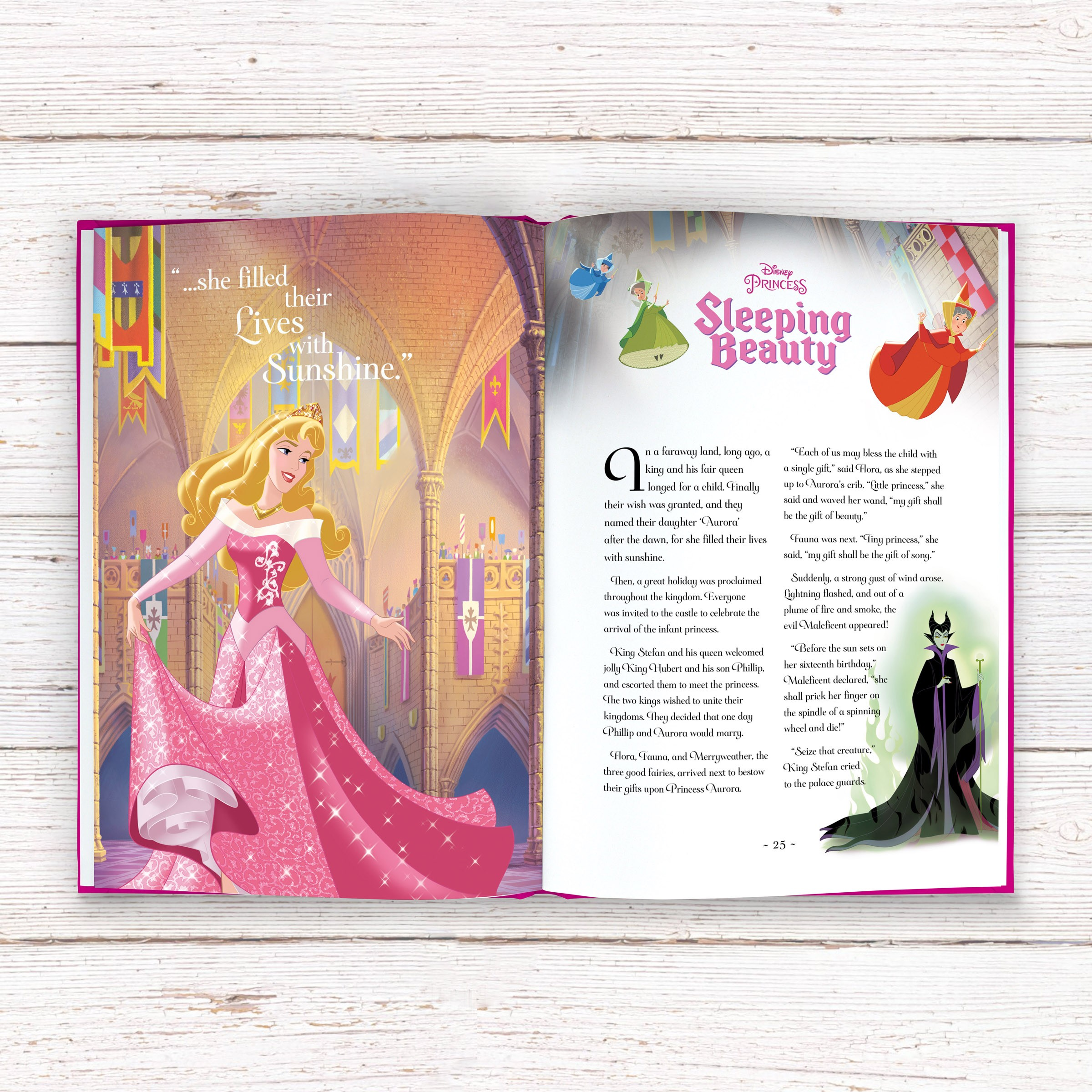 Personalised Disney Princess Book