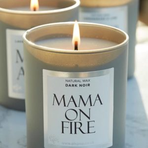 Mama on Fire – Dark Noir