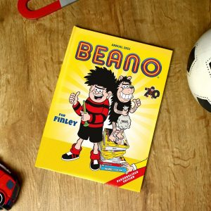 Personalised Beano Annual 2021