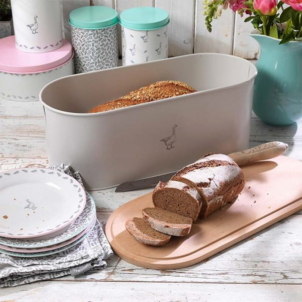 Personalised Mary Berry Bread Bin & Board