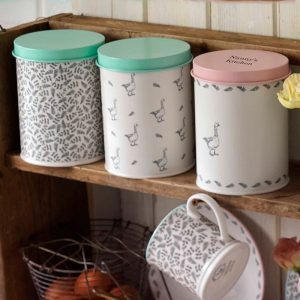 Personalised Mary Berry Collection Storage Tins