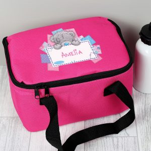 Personalised Me To You Girl's Lunch Bag