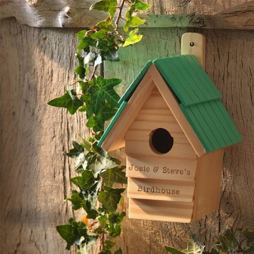 Personalised RHS Bird House