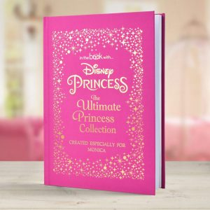 Personalised Disney Princess Book - Ultimate Collection