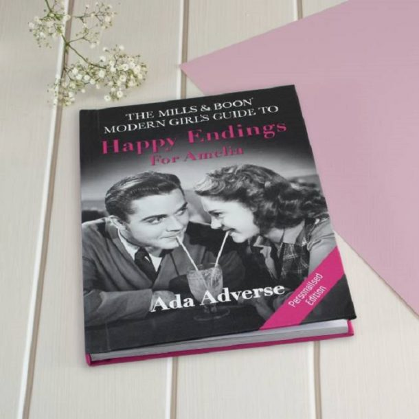 Personalised Mills & Boon Modern Girl's Guide to Happy Endings