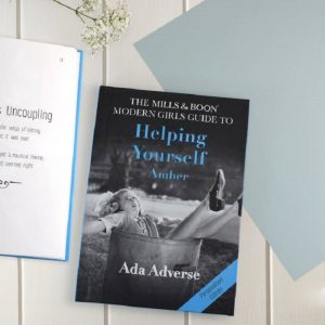 Personalised Mills & Boon Modern Girl's Guide to Helping Yourself
