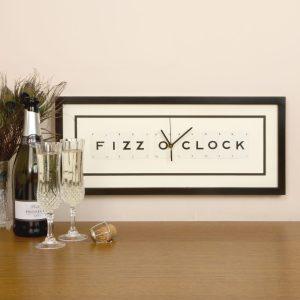 Fizz O Clock Frame Clock