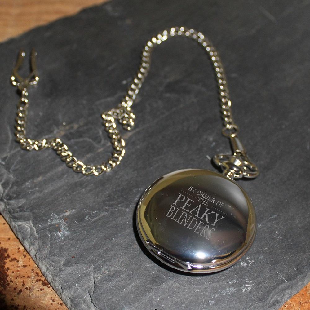 179d4545e Personalised Peaky Blinders Pocket Watch | Love My Gifts