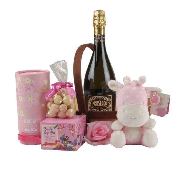 Mum & Baby Girl Gift Hamper