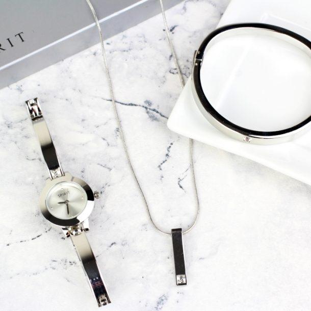 Personalised Ladies Watch & Jewellery Set
