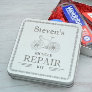 Personalised Bicycle Repair Kit