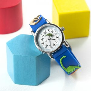 Personalised Boys Dinosaur Watch