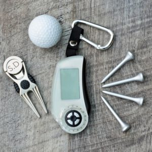 Personalised Golf Scoring Gift Set