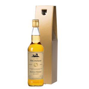 Personalised Single Malt Whisky & Gift Box