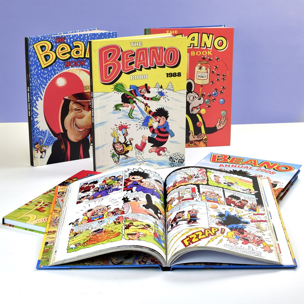 Personalised Beano Annual Any Year Book