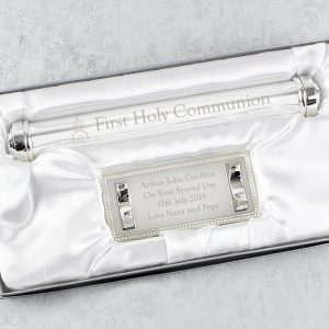 Personalised First Holy Communion Certificate Holder