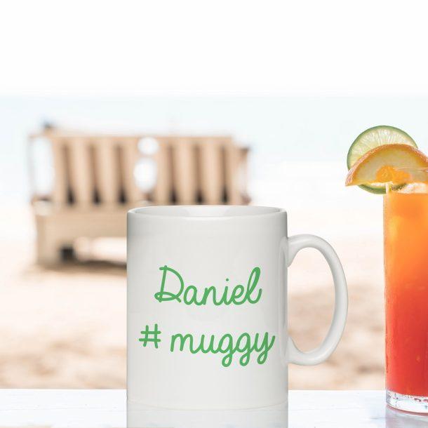 Personalised #Muggy Love Island inspired Mug