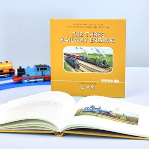 Personalised Railway Series - The Three Railway Engines Book