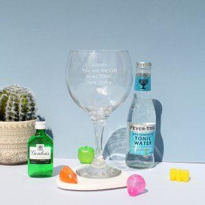 Personalised Gin Set