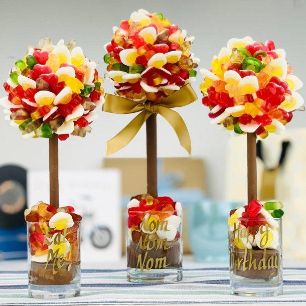 Personalised Haribo Sweet Trees