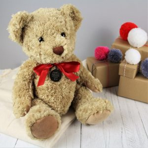 Personalised My First Christmas Bramble Bear