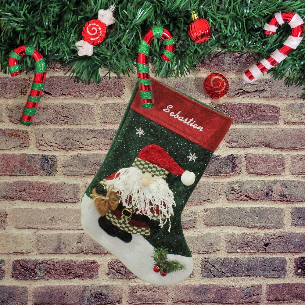 Personalised Santa Stocking Love My Gifts