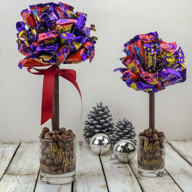 Personalised Heroes Sweet Trees