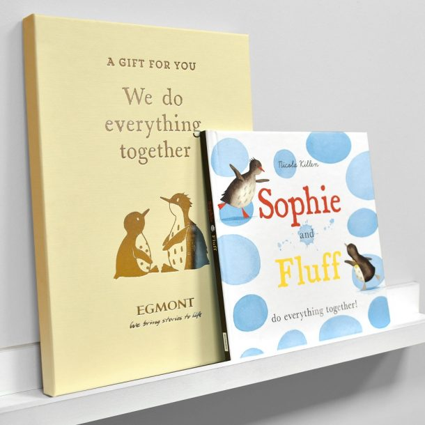 Personalised We Do Everything Together Book