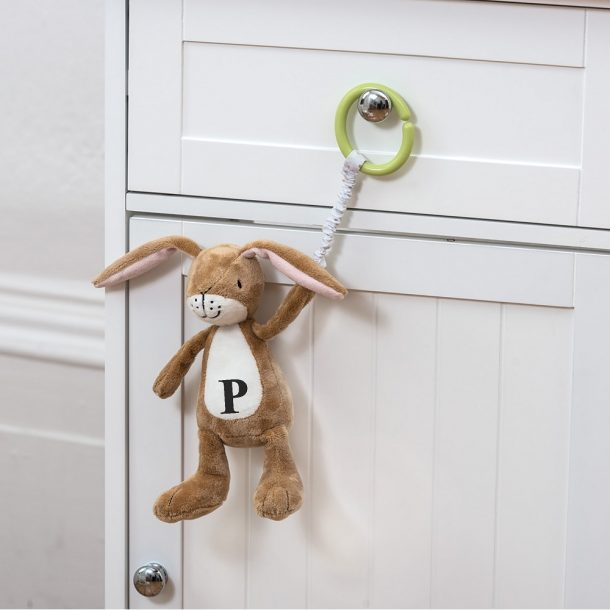 Personalised Guess How Much I Love You Attachable Toy