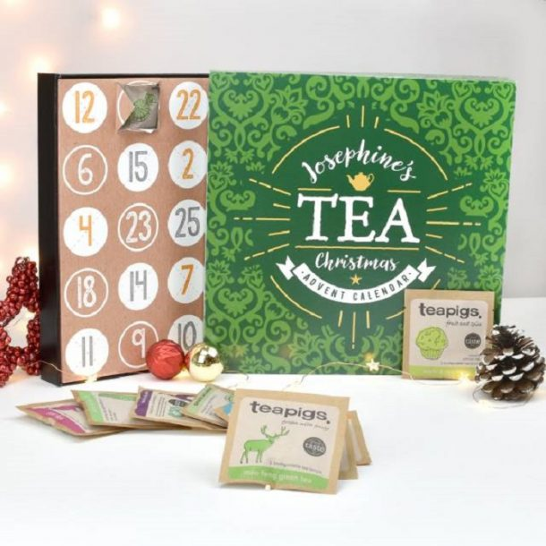Personalised Tea Advent Calendar