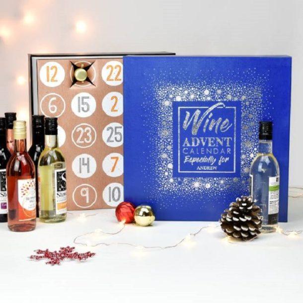 Personalised Wine Advent Calendar