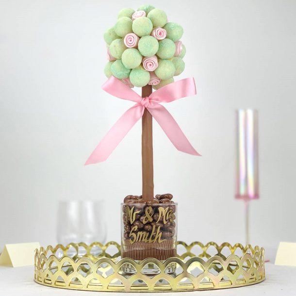 Personalised Gin & Tonic Truffle Sweet Trees