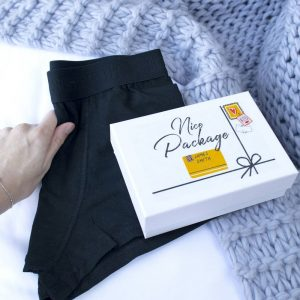 Personalised Men's Nice Package Gift Box & Underwear