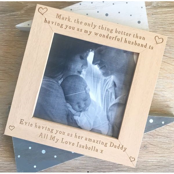 Personalised The Only Thing Better Photo Frame