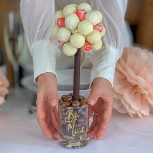 Personalised Valentines Gin & Tonic Truffle Sweet Trees